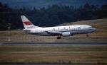 LEVEL789さんが、高松空港で撮影した中国国際航空 737-3J6の航空フォト(写真)