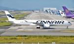 鉄バスさんが、関西国際空港で撮影したフィンエアー A350-941の航空フォト(飛行機 写真・画像)