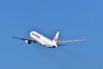 おかめさんが、羽田空港で撮影した日本航空 777-246の航空フォト(写真)