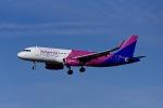 Frankspotterさんが、フランクフルト国際空港で撮影したウィズ・エア A320-232の航空フォト(写真)