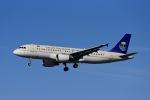 Frankspotterさんが、フランクフルト国際空港で撮影したサウジアラビア航空 A320-214の航空フォト(飛行機 写真・画像)