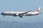 Tomo-Papaさんが、ロサンゼルス国際空港で撮影した中国国際航空 787-9の航空フォト(写真)