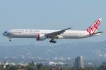 Tomo-Papaさんが、ロサンゼルス国際空港で撮影したヴァージン・オーストラリア 777-3ZG/ERの航空フォト(写真)