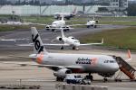 xingyeさんが、成田国際空港で撮影したジェットスター・ジャパン A320-232の航空フォト(写真)