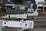 korosukeさんが、南紀白浜空港で撮影した不明 G500/G550 (G-V)の航空フォト(写真)