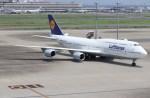 BOEING737MAX-8さんが、羽田空港で撮影したルフトハンザドイツ航空 747-830の航空フォト(写真)