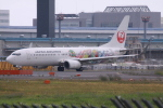 Mr.boneさんが、成田国際空港で撮影した日本航空の航空フォト(写真)