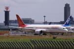 Mr.boneさんが、成田国際空港で撮影したエア・インディアの航空フォト(写真)