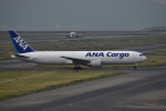we love kixさんが、関西国際空港で撮影した全日空 767-381/ERの航空フォト(飛行機 写真・画像)