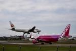 m_aereo_iさんが、福岡空港で撮影したピーチ A320-214の航空フォト(写真)