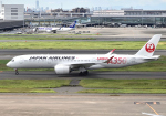雲霧さんが、羽田空港で撮影した日本航空 A350-941XWBの航空フォト(写真)