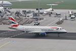 matsuさんが、フランクフルト国際空港で撮影したBAシティフライヤー ERJ-170-100 (ERJ-170STD)の航空フォト(写真)