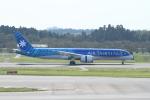 空旅さんが、成田国際空港で撮影したエア・タヒチ・ヌイ 787-9の航空フォト(写真)