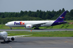 apphgさんが、成田国際空港で撮影したフェデックス・エクスプレス 777-FS2の航空フォト(写真)