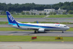 apphgさんが、成田国際空港で撮影した全日空 737-881の航空フォト(写真)