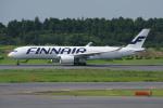 apphgさんが、成田国際空港で撮影したフィンエアー A350-941XWBの航空フォト(写真)