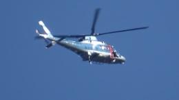 kazuhikoさんが、福島空港で撮影した福島県警察 A109E Powerの航空フォト(飛行機 写真・画像)