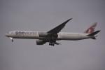 アルビレオさんが、成田国際空港で撮影したカタール航空 777-3DZ/ERの航空フォト(写真)