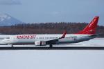 よっしぃさんが、新千歳空港で撮影したイースター航空 737-86Nの航空フォト(写真)