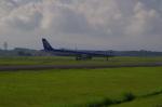 ふみたびさんが、鹿児島空港で撮影した全日空 A321-272Nの航空フォト(写真)