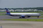 apphgさんが、成田国際空港で撮影したアエロフロート・ロシア航空 777-3M0/ERの航空フォト(写真)