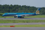 apphgさんが、成田国際空港で撮影したベトナム航空 A350-941XWBの航空フォト(写真)