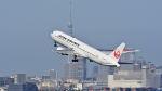オキシドールさんが、羽田空港で撮影した日本航空 767-346/ERの航空フォト(写真)