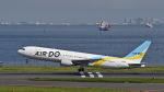 オキシドールさんが、羽田空港で撮影したAIR DO 767-381/ERの航空フォト(写真)