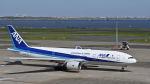 オキシドールさんが、羽田空港で撮影した全日空 777-281の航空フォト(写真)
