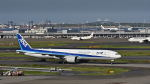 オキシドールさんが、羽田空港で撮影した全日空 777-381/ERの航空フォト(写真)