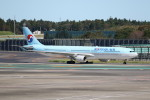 utarou on NRTさんが、成田国際空港で撮影した大韓航空 A330-323Xの航空フォト(写真)