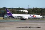 utarou on NRTさんが、成田国際空港で撮影したフェデックス・エクスプレス 777-FS2の航空フォト(写真)