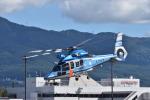 蒼い鳩さんが、松本空港で撮影した香川県警察 EC155B1の航空フォト(写真)