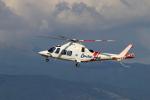 EosR2さんが、鹿児島空港で撮影した日本法人所有 AW109SP GrandNewの航空フォト(写真)