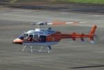 Wasawasa-isaoさんが、名古屋飛行場で撮影した新日本ヘリコプター 407の航空フォト(写真)