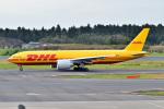 @たかひろさんが、成田国際空港で撮影したエアロ・ロジック 777-FEZの航空フォト(写真)