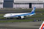 pringlesさんが、羽田空港で撮影した全日空 777-381/ERの航空フォト(写真)