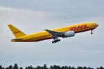 @たかひろさんが、成田国際空港で撮影したエアロ・ロジック 777-FDZの航空フォト(写真)
