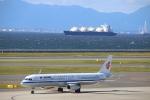 kwnbさんが、中部国際空港で撮影した中国国際航空 A321-232の航空フォト(写真)