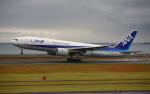 asuto_fさんが、大分空港で撮影した全日空 777-281/ERの航空フォト(写真)