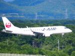 むらさめさんが、新千歳空港で撮影したジェイ・エア ERJ-170-100 (ERJ-170STD)の航空フォト(写真)
