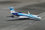 pringlesさんが、羽田空港で撮影した不明 G-V-SP Gulfstream G550の航空フォト(写真)