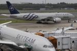 Shibataさんが、成田国際空港で撮影したアリタリア航空 777-243/ERの航空フォト(飛行機 写真・画像)