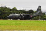 せせらぎさんが、浜松基地で撮影した航空自衛隊 C-130H Herculesの航空フォト(写真)