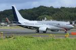 板付蒲鉾さんが、福岡空港で撮影したオランダ政府 737-700 BBJの航空フォト(写真)