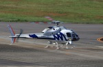 Wasawasa-isaoさんが、名古屋飛行場で撮影した中日本航空 AS355F2 Ecureuil 2の航空フォト(写真)