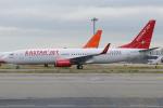 きんめいさんが、関西国際空港で撮影したイースター航空 737-8FZの航空フォト(写真)