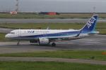 ショウさんが、関西国際空港で撮影した全日空 A320-271Nの航空フォト(写真)