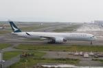 ショウさんが、関西国際空港で撮影したキャセイパシフィック航空 A350-1041の航空フォト(写真)