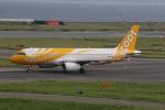 ショウさんが、関西国際空港で撮影したスクート A320-232の航空フォト(写真)